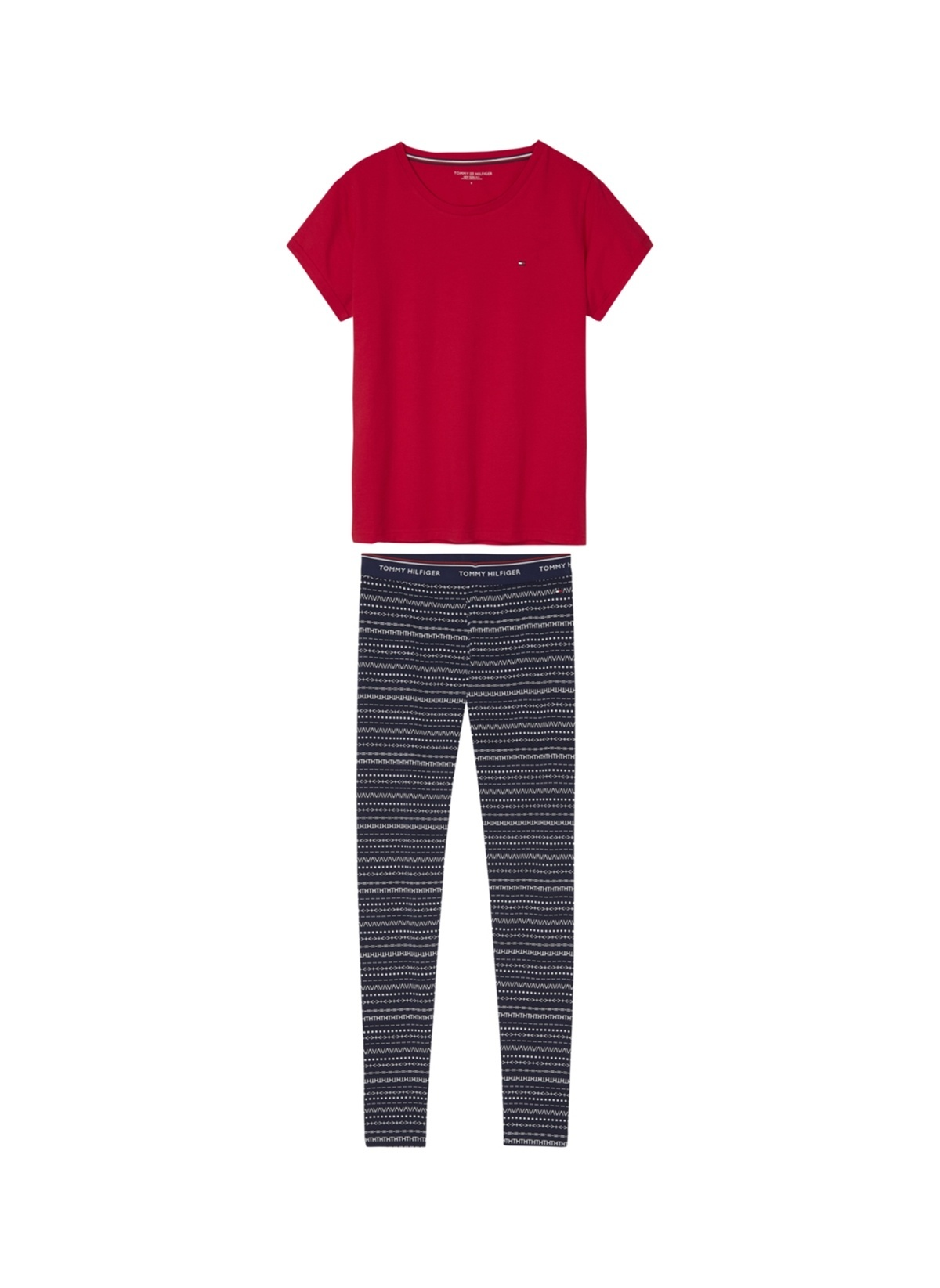 Tommy Hilfiger Pijama Takım Uw0uw01350 Tommy Hilfiger Pijama Tak – 349.0 TL